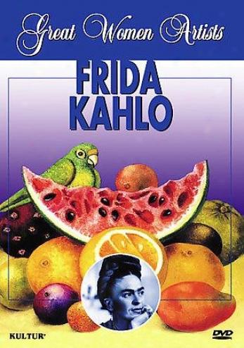 Numerous Women Artists: Frida Kahlo
