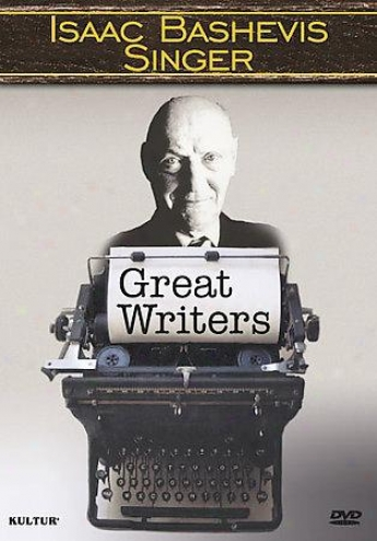 Great Writers: Isaac Bashevis Singer