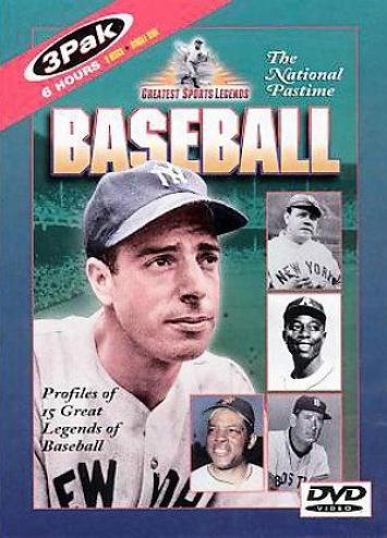 Grewtest Sports Legends: Baseball