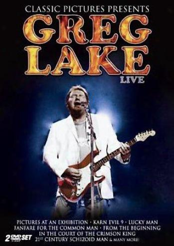 Greg Lake - Ib Concert