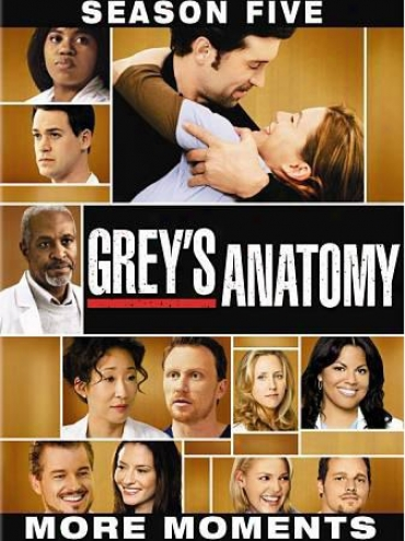 Grey's Anatomy - The Complete Fifth Season