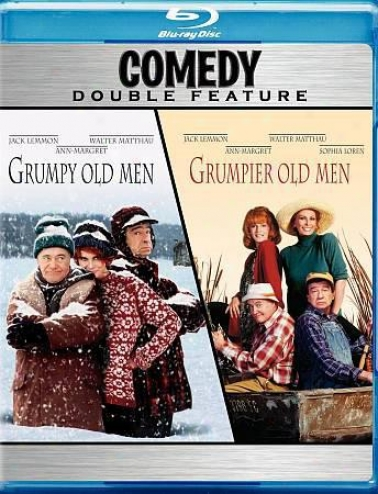 Grumpy Old Men/grumpier Old Men