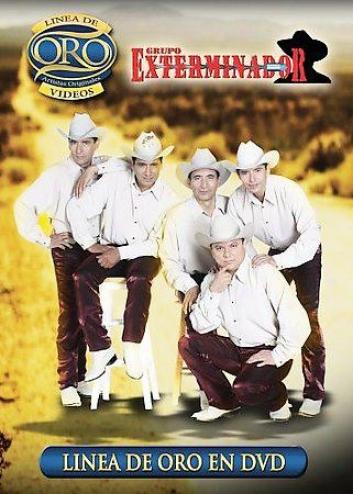 Grupo Exterminador-  L?nea De Oro En Dvd