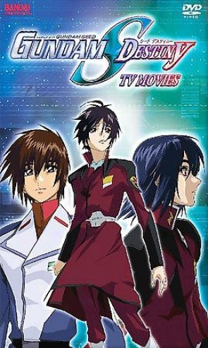 Gundam Seed Destiny Tv - Movie 1