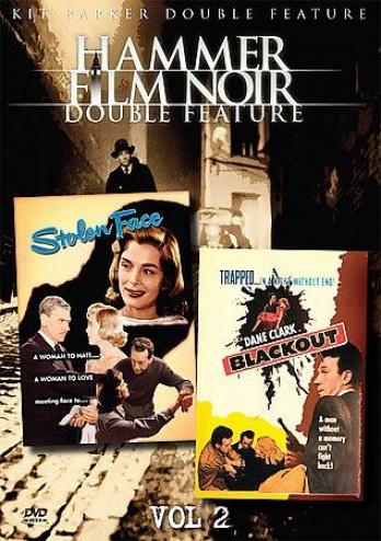Hammer Film Noir - Vol. 2: A Stolen Face/blackout