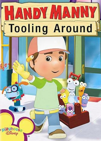 Handy Manny: Tooling Around