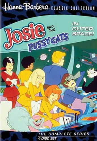 Hanna-abrbera Classic Collection: Josie And The Pussycats In Outer Space! - The