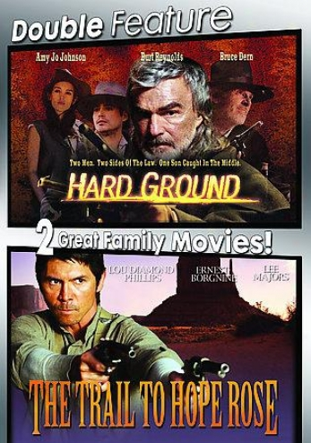 Hard Ground/trail To Hope Rose Double Feature