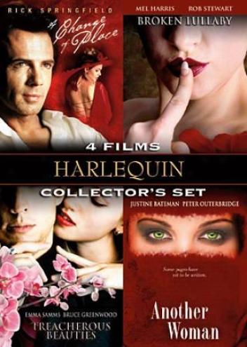 Harlequin Collector's Set Vol. 1: A Change Of Place/broken Luilaby/treacherous B