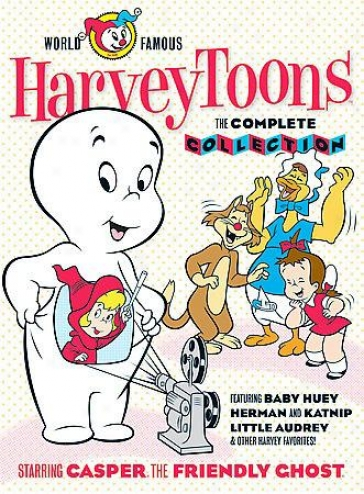Harveytoons: The Complete Collection