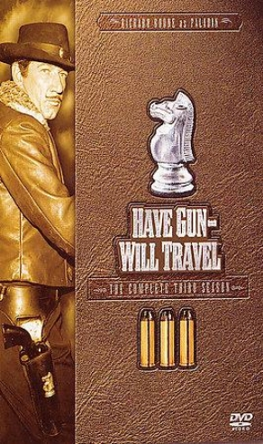 Have Gun Will Travel - The Complete Third Seasob