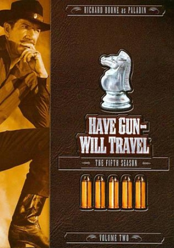 Have Gun, Will Travel: The Fifth Season, Vol. 2