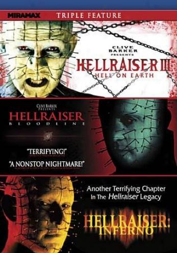 Helkraiser Triple Feature