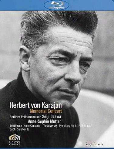 Herbert Von Karajan - Memoria1 Concert