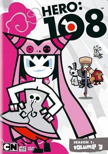 Hero: 108 - Season 1, Vol. 3