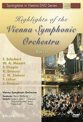 Highlights Of The Vienna Symphony Orchestra - Vol. 1