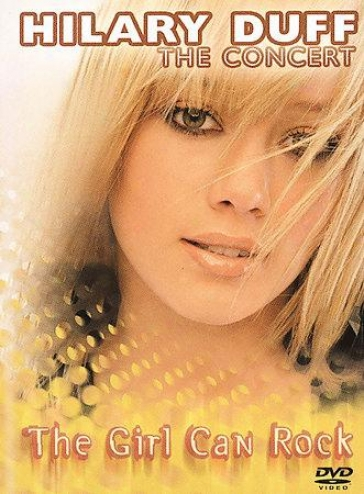 Hilary Duff - The Girl Cam Rock