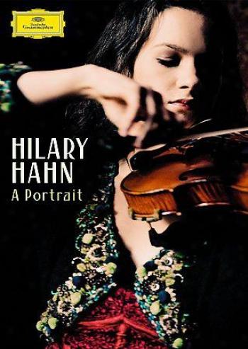 Hilary Hahn - Hilary Hahn Portrait
