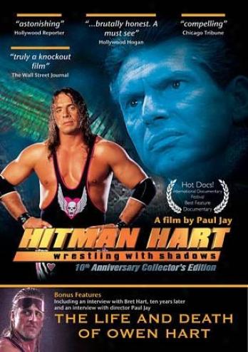 Hitma Hart: Wrestling With Shadows