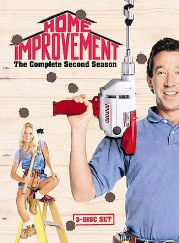 Home Improvement - Th eComplete Second Season