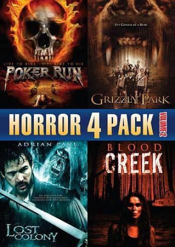Horror 4 Pack, Vol. 2