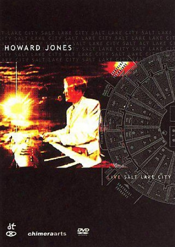Howard Jones - Live In Salt Lzke City