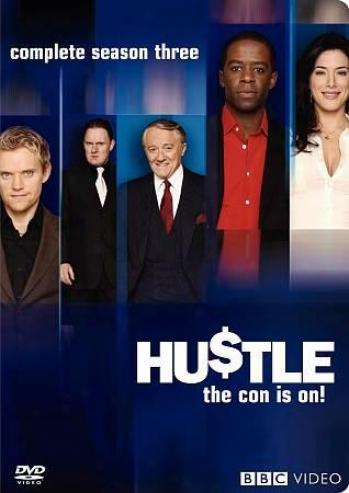 Hustle: The Complete Third Season