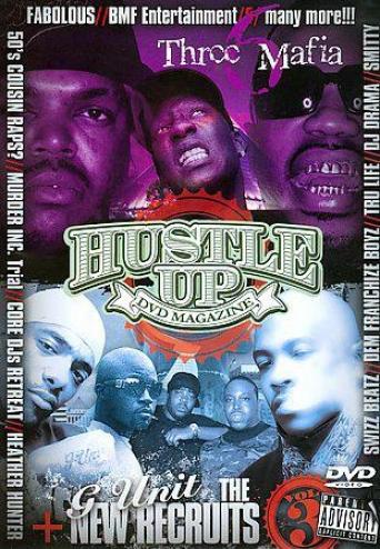 Hustle Up Dvd Magazine - Vol. 3