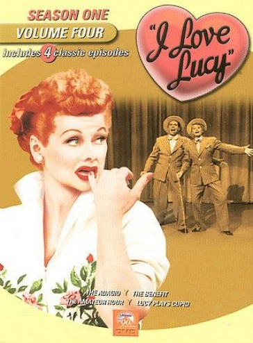 I Love Lucy - Be ~ed 1: Vol. 4