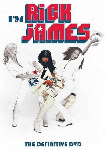 I'm Rick James - The Final Dvd