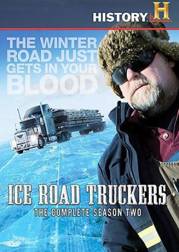 Ice Path Truckers - The Complete Season Pair