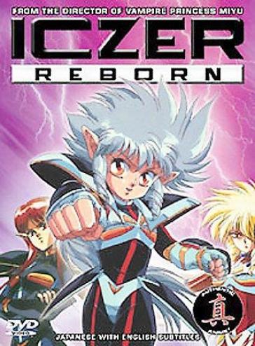 Iczer - Reborn