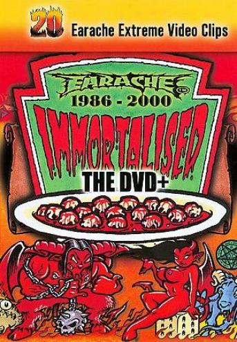 Immrtalised - Earache 1986-2000