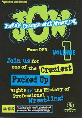 Insane Clown Posse - Juggalo Championsh*t Wrestling Vol. 1