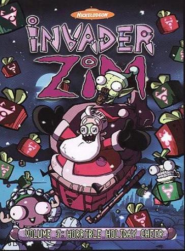 Invader Zim - Vol. 3: Horrible Holiday Cheer