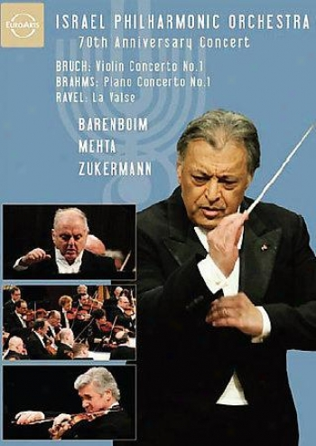 Israeli Philharmonic Orchestra - 70th Yearly  Concert