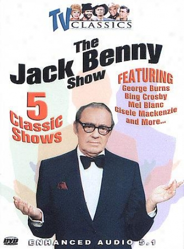 Jack Benny Shhow, The - 5 Classic Shows