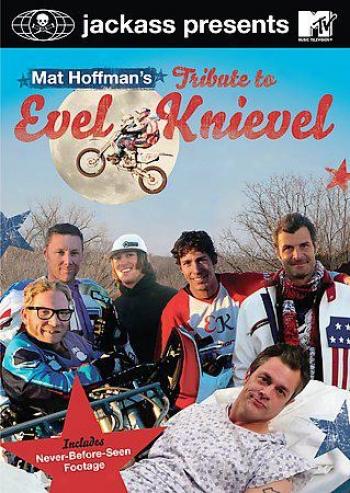 Jackass Presemts - Matt Hoffman's Tribute To Evel Knievel