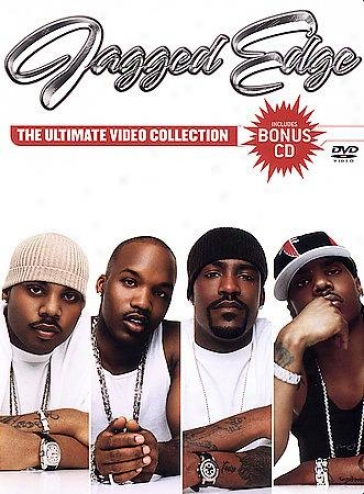 Jagged Edge - The Ultimate Video Coliection