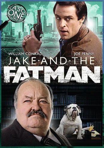 Jake And The Fatman - Season 1: Volume 1