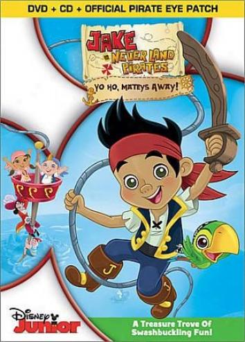 Jake And The Never Land Pirates: Season 1, Vol. 1