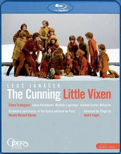 Jan?cek - The Cunnint Little Vixen