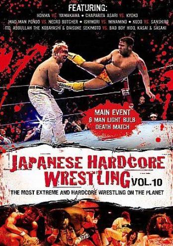 Japanese Hardcore Wrestling - Voll. 10
