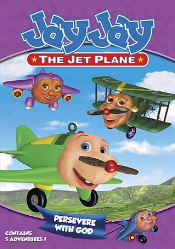 Jay Jay The Jet Plane: Perxevere With God