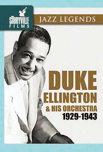 Jazz Legends - Duke Ellington And His Orchestra (1929-1943)