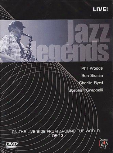 Jazz Legends Live! Part 4