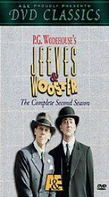 Jeeves And Wooster: The Complete Second Season