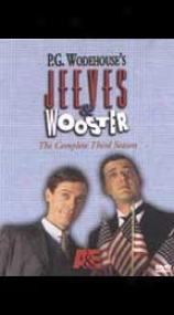 Jeeves And Wooster: The Complete Thirf Season