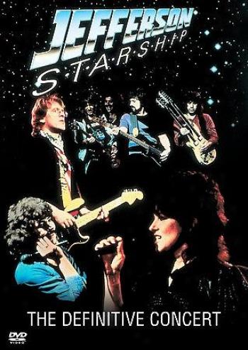 Jefferson Starship - The Final Agreement
