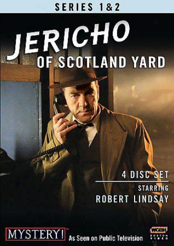Jericho Of Scotland Yard - Sets 1 & 2